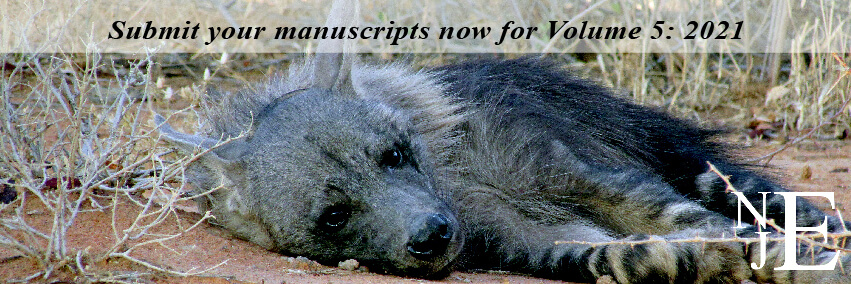Submit your articles now for Volume 5: 2021